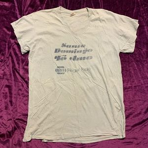 Vintage 70s Thrashed Santo Domingo Shirt